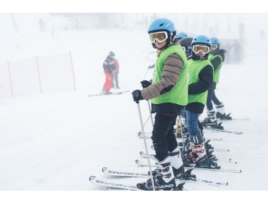 The first ski resort Veduchi formally opened in Chechnya